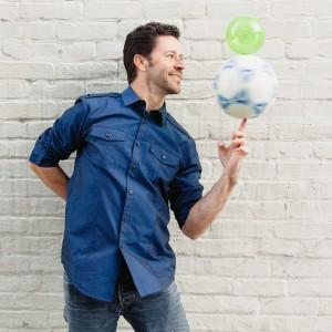 Scotty Cavanaugh - Comedy Juggler - Juggler / Balancing Act in Baltimore, Maryland