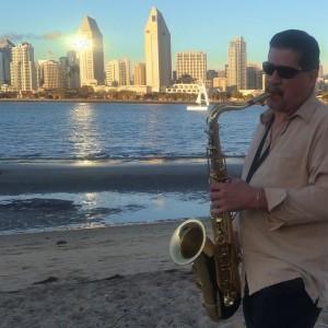 SDSaxMan Solo Sax Musician - Saxophone Player in San Diego, California