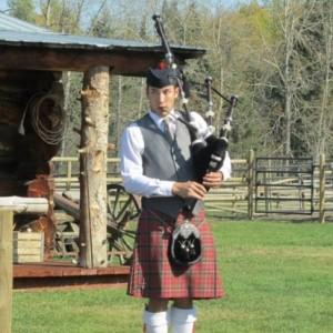 Sean G. Rathwell - Bagpiper in Winnipeg, Manitoba