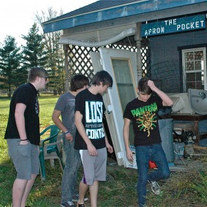Second to Fall - Heavy Metal Band in Green Bay, Wisconsin