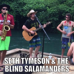 Seth Tymeson and the Blind Salamanders - Alternative Band in San Marcos, Texas