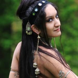 Shaheen Alikhan of Fata Morgana Bellydance - Belly Dancer in Charlottesville, Virginia