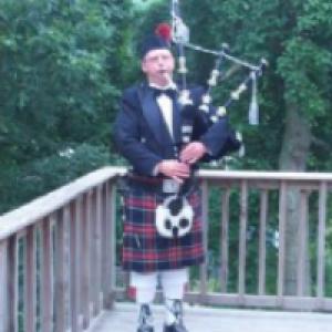 Pipe Major Sheldon C. Hamblin - Bagpiper in Cape Cod, Massachusetts
