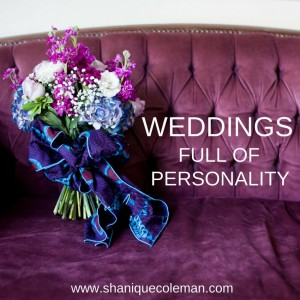 Shanique Coleman Weddings - Wedding Planner in Silver Spring, Maryland