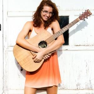 Shanna in a Dress - Singing Guitarist in Boulder, Colorado