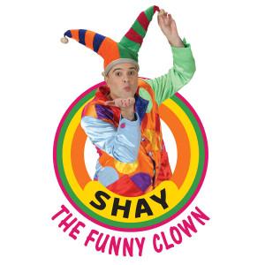SHAY - The Funny Clown - Clown in Richmond, British Columbia