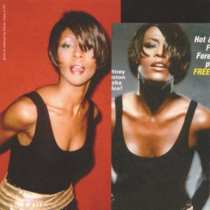 Sherie Yvette Withers as Whitney Houston - Whitney Houston Impersonator / Impersonator in Chicago, Illinois