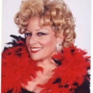 Sherie Rae Parker - Bette Midler Impersonator in Las Vegas, Nevada