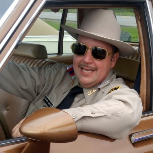 Sheriff Buford T Justice - Impersonator in Humble, Texas