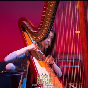 SHHarp - Harpist / Classical Pianist in Orange County, California