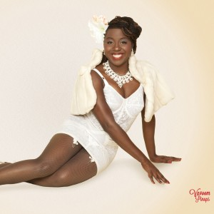 Shimmy LaRoux - Burlesque Entertainment in Chicago, Illinois