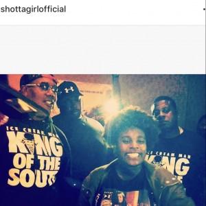 Shotta Girl - Hip Hop Artist in Baton Rouge, Louisiana