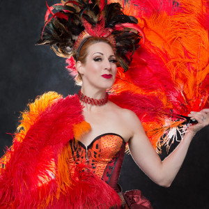 Burgundy Burlesque - Burlesque Entertainment / Singing Telegram in Vancouver, British Columbia