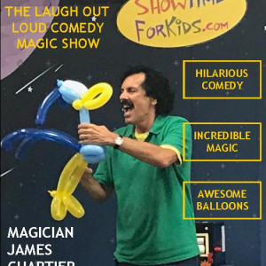 Showtime For Kids - Magician in Englewood, Florida