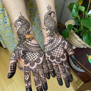 ShrenikaHennArt - Henna Tattoo Artist in Westford, Massachusetts