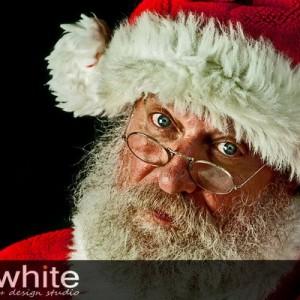 Silly Grandpa - Santa Claus in Nashville, Tennessee