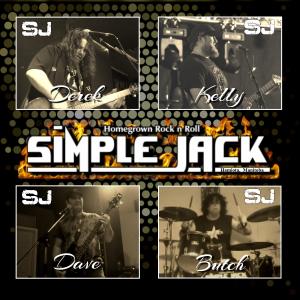 Simple Jack - Rock Band in Brandon, Manitoba