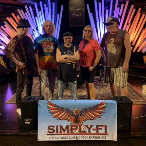 Simply-fi Band - Classic Rock Band in Fort Myers, Florida