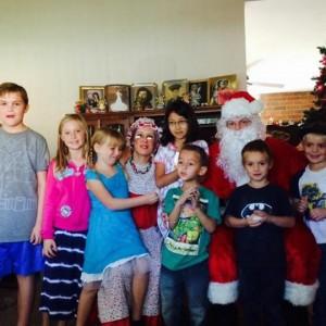 Sims Satisfying Suits - Santa Claus in Hemet, California
