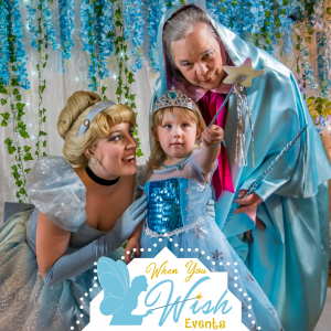 When You Wish Events - Princess Party / Children's Party Entertainment in Bellingham, Washington