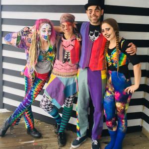 Sirkus Dayz - Traveling Circus / Fire Dancer in Butler, Pennsylvania