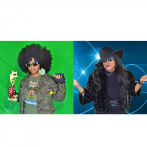 Sistah Soldjah & Missy Thang - Christian Comedian in Mitchellville, Maryland