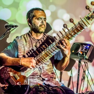 Sitar with world grooves - Sitar Player in Buffalo, New York