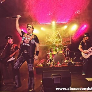 Sixx Seconds To Mars - Motley Crue Tribute Band in South Plainfield, New Jersey