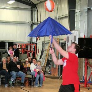 Sizzla Basketball Juggling  - Juggler / Circus Entertainment in Columbus, Ohio