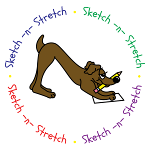 Sketch and Stretch - Arts & Crafts Party in Long Island, New York