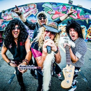 Skid Roses - 1980s Era Entertainment in Sacramento, California