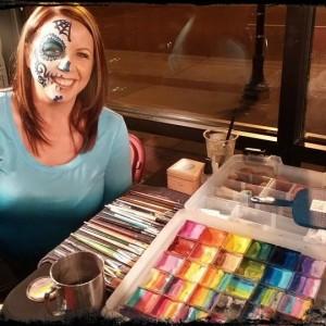 Skin Tight Face Painting & Body Art - Face Painter in Bozeman, Montana