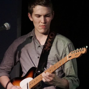 Skuli Thorsteinsson - Jazz Guitarist in Boston, Massachusetts