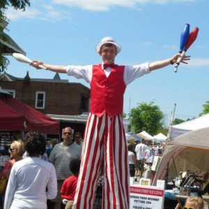 Sky's Entertainment Services - Stilt Walker / Party Decor in Kernersville, North Carolina