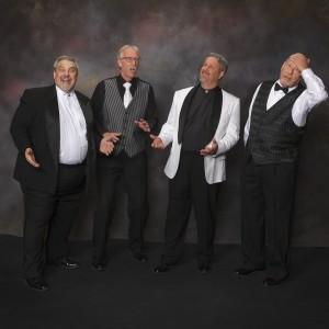 S.L.E.D. Quartet - Barbershop Quartet in Houston, Texas