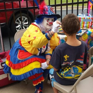 Smiggins The Clown - Clown in Detroit, Michigan