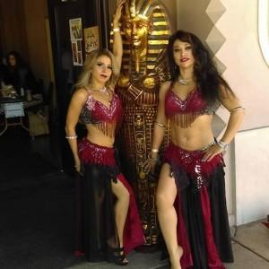 Snake Charmer & The Belly Dancer - Belly Dancer in El Paso, Texas