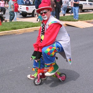 Sneakers the Clown - Comedy Magician / Balloon Twister in Ephrata, Pennsylvania