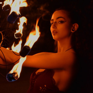 Solar Lion - Fire Performer / Fire Eater in Miami, Florida