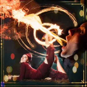 Solaria - Fire Performer / Fire Eater in Houston, Texas