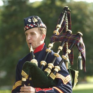 Bagpiper Andrew Gann - Bagpiper in Knoxville, Tennessee