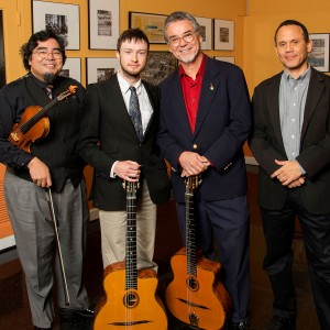 Some Like it Hot - Gypsy Jazz Quintet  - 1940s Era Entertainment in Redwood City, California