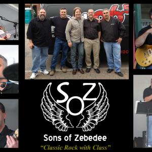 Sons of Zebedee - Classic Rock Band in Richmond, Virginia