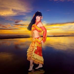 NJ, Philadelphia Arabic Belly Dance Star Soraya - Belly Dancer / Burlesque Entertainment in Atlantic City, New Jersey