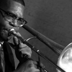 Soul Trombonist Herm Hopkins - Brass Musician in Takoma Park, Maryland