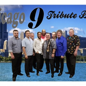 Chicago 9 Tribute Band - Chicago Tribute Band in Trenton, New Jersey