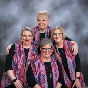 Spare Parts Quartet - Barbershop Quartet in Madison, Wisconsin