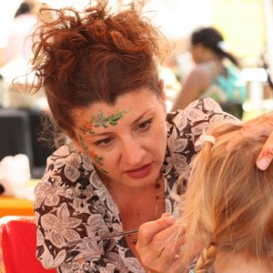 Sparkle Body Art - Face Painter in Chapel Hill, North Carolina