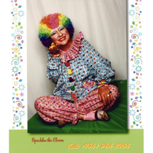 Sparkles The Clown - Face Painter / Balloon Twister in Weslaco, Texas