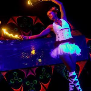 Sparling Fire Ballet - Fire Dancer in Denver, Colorado